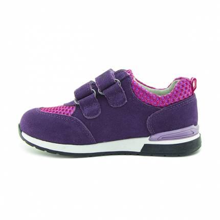 Кроссовки 33057-02 фиолетовый с розовым