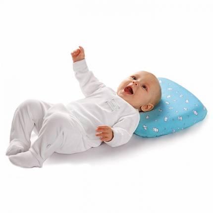 Подушка ортопедическая TRELAX для детей от 5 до 18 месяцев П09 SWEET