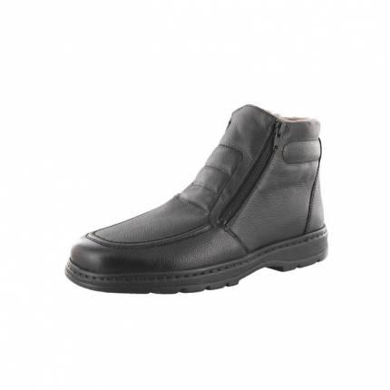 Ботинки зимние Natura Man Stiefel мужские, черный