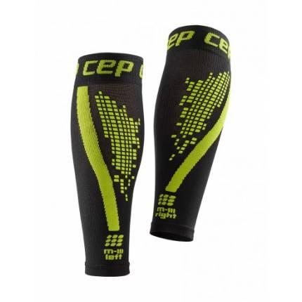 Компрессионные гетры CEP NIGHTTECH для занятий спортом, со светоотражателями, мужские C30NM