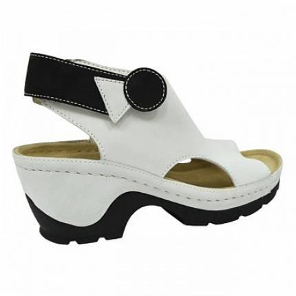 Обувь ортопедическая малосложная Frank (белый)