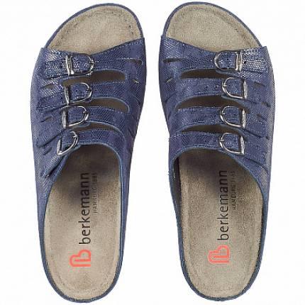Обувь ортопедическая готовая Hassel (синий/джинс)