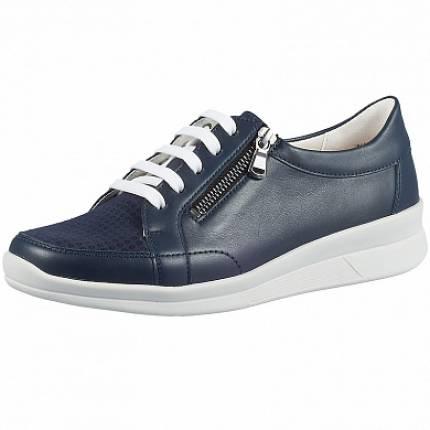 Обувь ортопедическая готовая KENZA (синий)