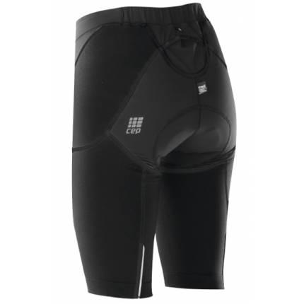 Компрессионные шорты CEP для велоспорта, женские