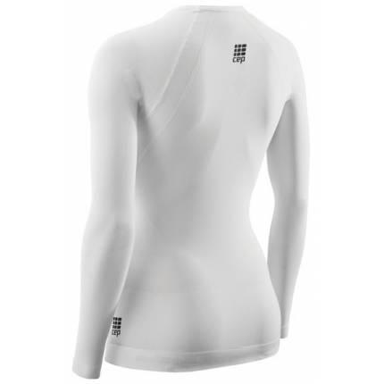 Ультралёгкая футболка CEP с длинными рукавами для занятий спортом