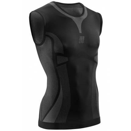 Ультралёгкая футболка CEP без рукавов для занятий спортом