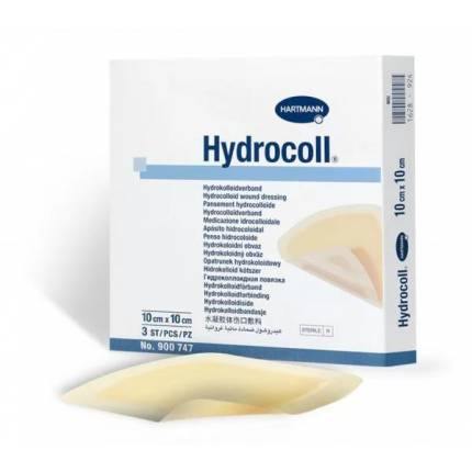 Гидроколлоидные повязки HYDROCOL