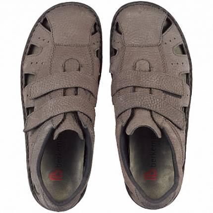 Обувь ортопедическая готовая JOOST (цв.антрацит)