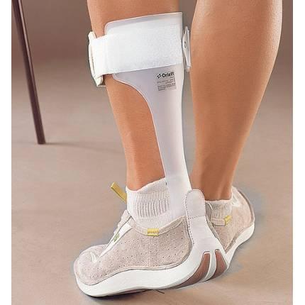 Ортез на голеностопный сустав и стопу пластиковый арт. AFO-101
