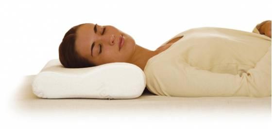Как правильно выбрать ортопедическую подушку